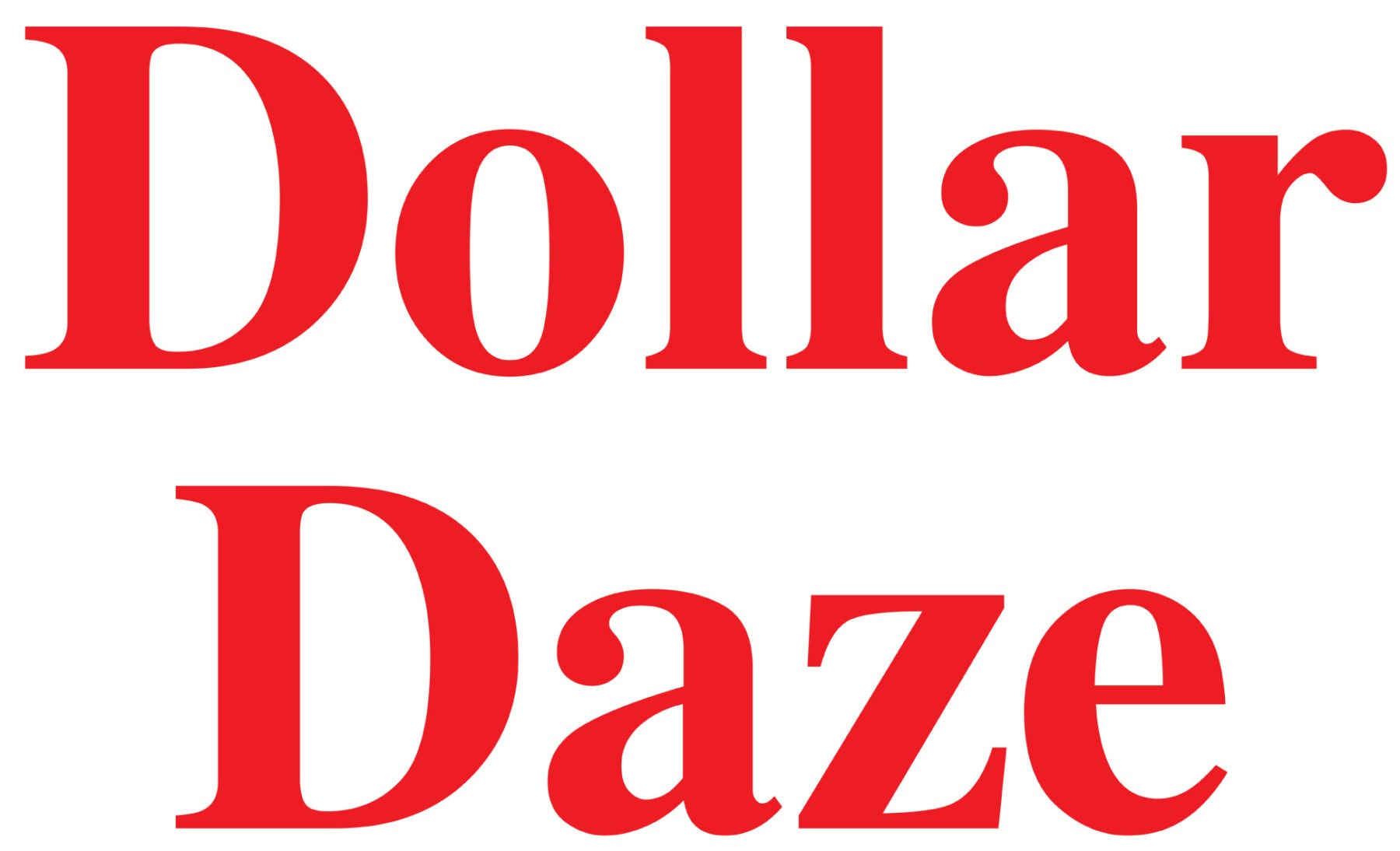 Mews Dollar Daze logo - Business in Manotick