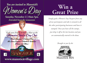Womens Day Manotick 2013
