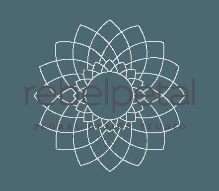rebelpetal Floral Design Studio logo - Business in Manotick