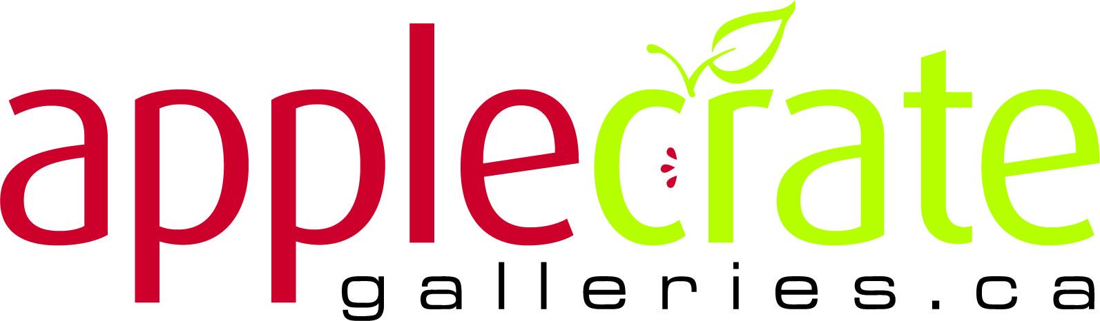 Applecrate Galleries logo
