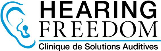Hearing Freedom logo - Business in Manotick