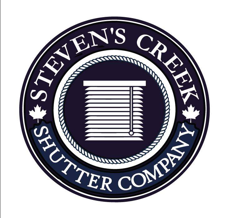 Steven's Creek Shutter Company logo - Business in Manotick