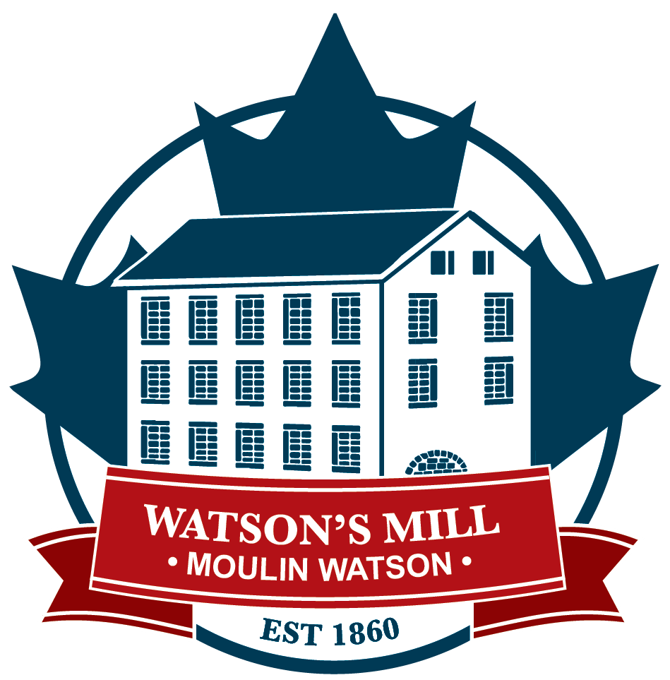 Watson's Mill logo - Business in Manotick