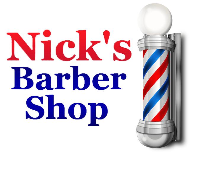 Nick's Barber Shop logo - Business in Manotick