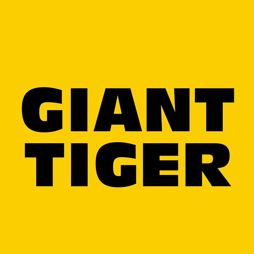 Giant Tiger logo - Business in Manotick