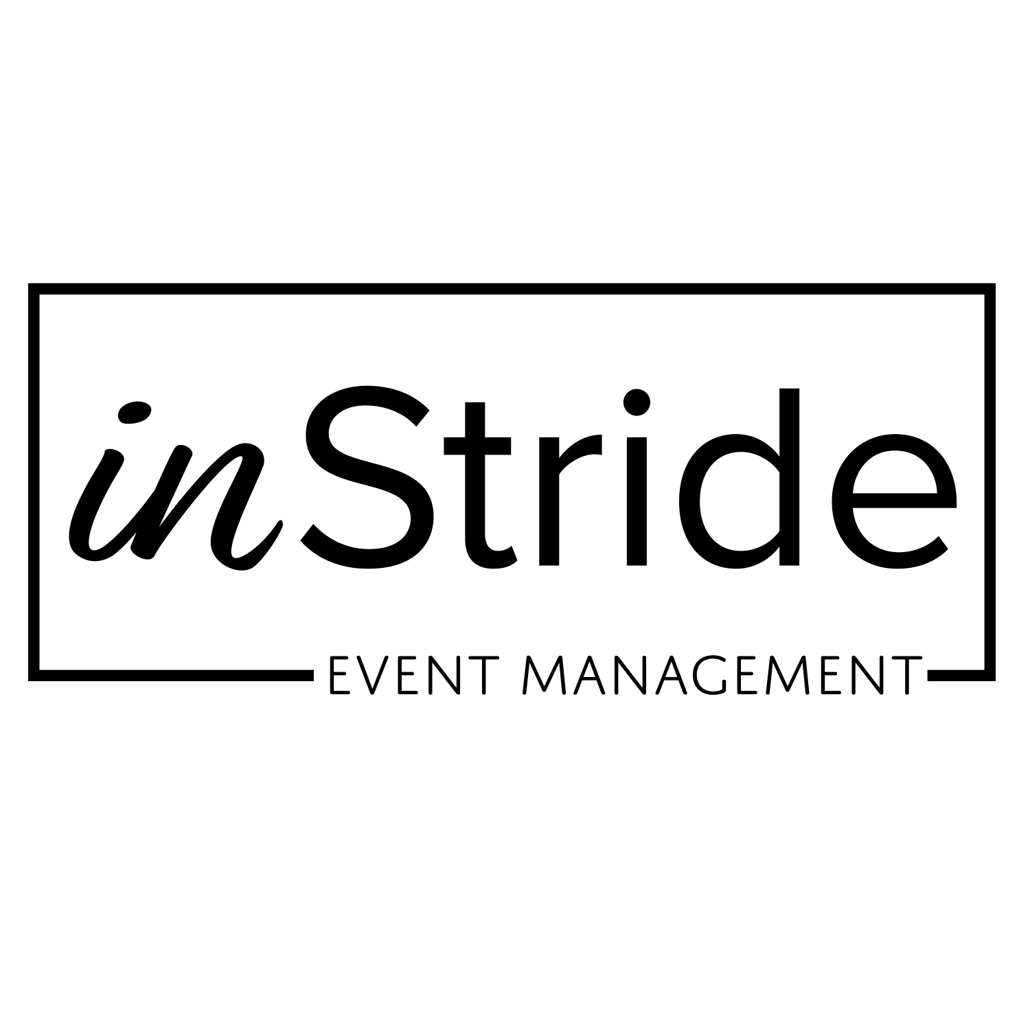 Instride Event Management logo - Business in Manotick