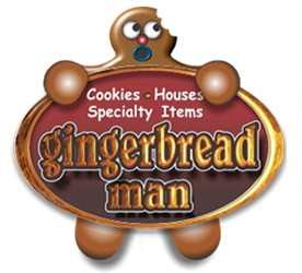 The Gingerbread Man logo - Business in Manotick