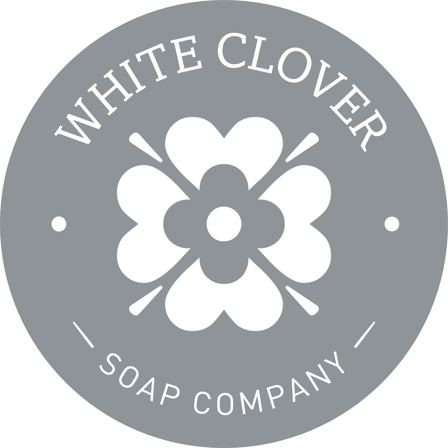 White Clover Soap logo - Business in Manotick