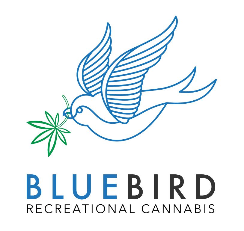 Bluebird Recreational Cannabis logo - Business in Manotick